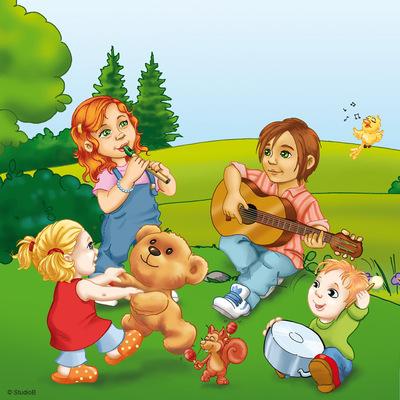 BansheeArts - Kinderlieder