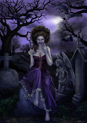 BansheeArts - Friedhof