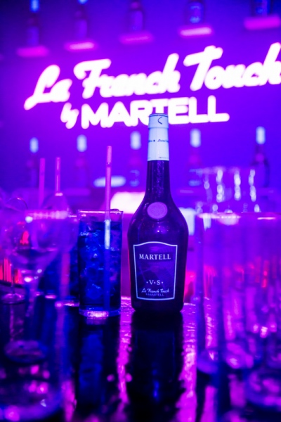EVERYNIGHT IMAGES - DEBBIE BRAGG: MARTELL LA FRENCH TOUCH