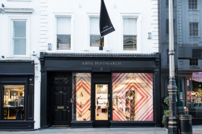 EVERYNIGHT IMAGES - London based photography agency - DEBBIE BRAGG: ANYA HINDMARCH STORES