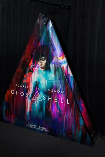EVERYNIGHT IMAGES - NICK ANDREWS: GHOST IN THE SHELL