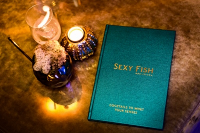 EVERYNIGHT IMAGES - TOM HORTON: SEXY FISH MENU
