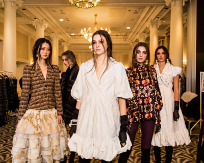 EVERYNIGHT IMAGES - KAROLINA KRASUSKA: AW18 COSTELLOE
