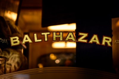 EVERYNIGHT IMAGES - TOM HORTON: BALTHAZAR