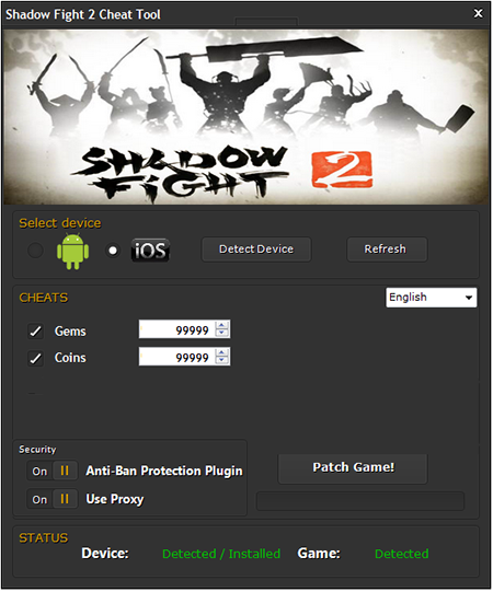 Shadow Fight 2 hack