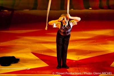 glenn michel photographe Suisse - Magic Circus Show