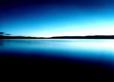 Art Photography - Dawn, Norway, 1999