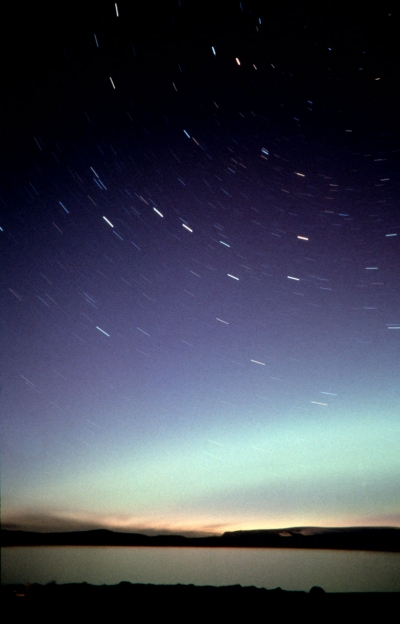 Art Photography - Stars, Norway, 1999