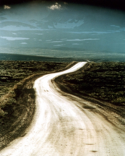 Art Photography - The Road, Norway, 2000
