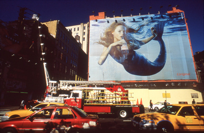 Art Photography - Mermaid, New York.