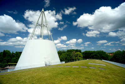 Art Photography - Library Technical University, Delft, Netherlands.