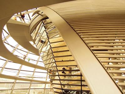 Art Photography - Reichstag, Berlin.