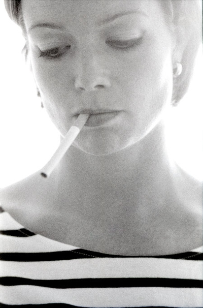 Art Photography - After A bout de souffle, with Jean Seberg.