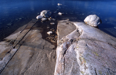 Art Photography - Lake Orteren, Hardanger Vidda, Norway.