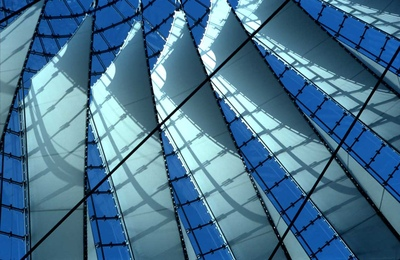 Art Photography - Sony Center, Berlin.
