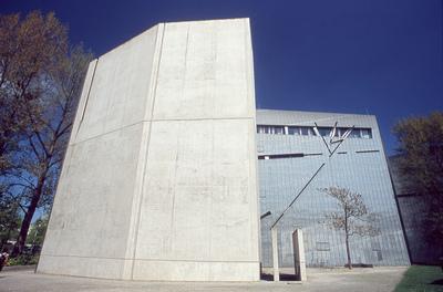 Art Photography - Jewish Museum, Berlin.