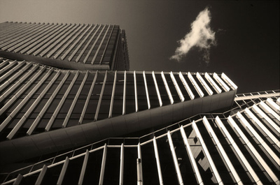 Art Photography - Vynoly Building, Amsterdam.