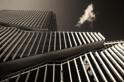 Art Photography - Vynoly Building, Amsterdam.
