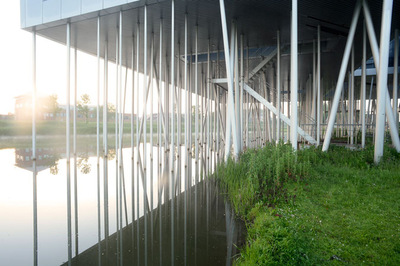 Art Photography - Aluminium Institute, Houten.