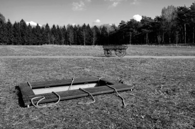 Art Photography - Heidepol, natural burial ground.