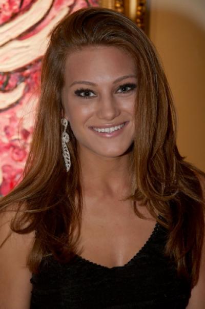 Alvin Mendoza - April Maroshick
