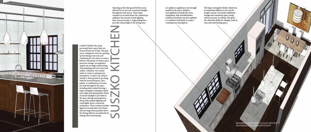 Residential design interior design portfolio for Interior design online portfolio