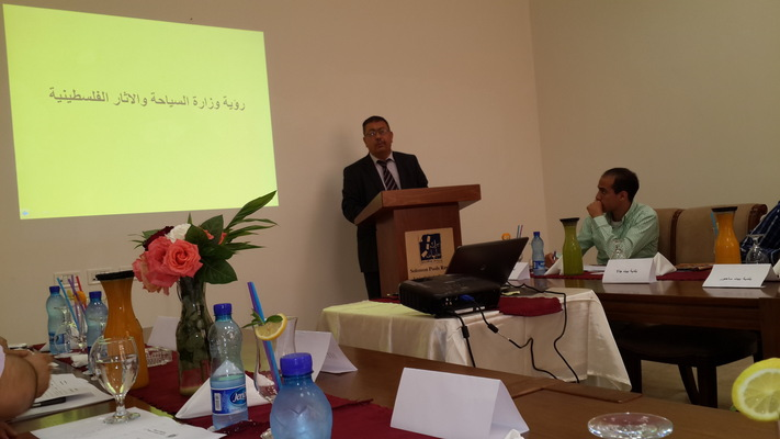 Bethlehem Development Foundation - Tourism Workshop