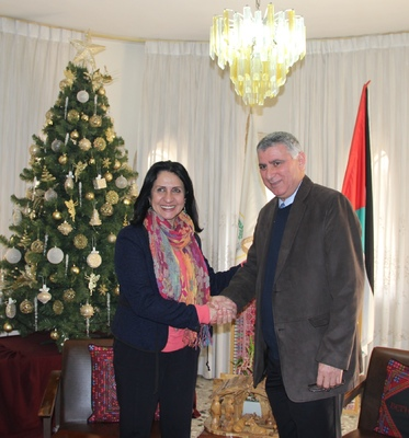 Bethlehem Development Foundation - Memorandum of Understanding with Bethlehem Municipality