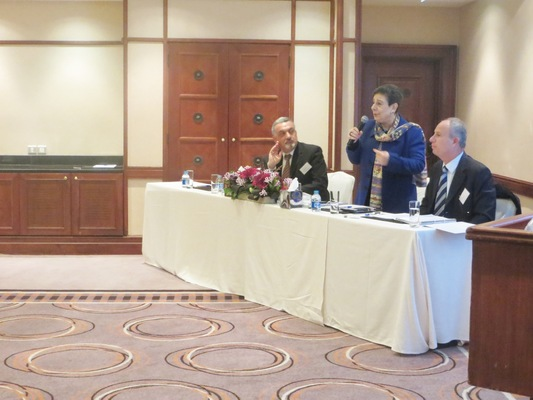 Bethlehem Development Foundation - BOD & BOT Joint Meeting in Amman