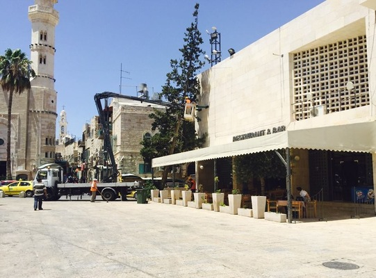 Bethlehem Development Foundation - Manger Square Project