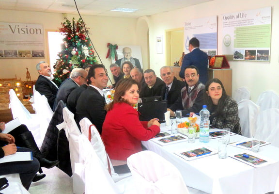 Bethlehem Development Foundation - Second General Assembly Meeting
