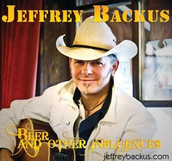 Klaus Biella Retrophoto - CD Cover für Jeffrey Backus (goldprämiert!)