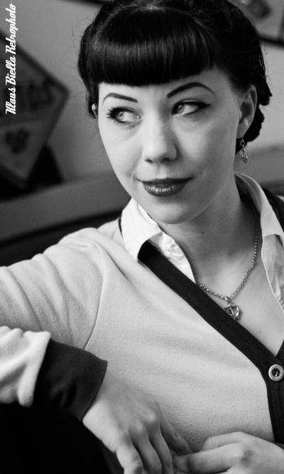 Klaus Biella Retrophoto - Model: Ruby Lou