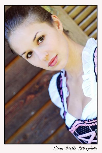Klaus Biella Retrophoto - Model: Estheranna