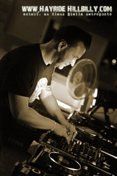 Klaus Biella Retrophoto - DJ Heiko