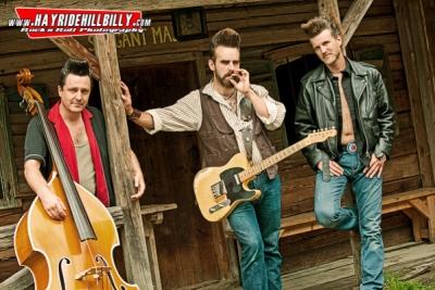 Klaus Biella Retrophoto - Danny & The Wonderbras