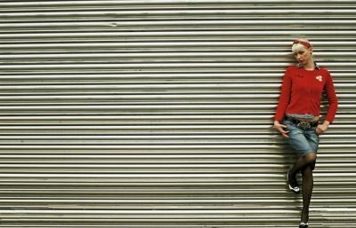 Klaus Biella Retrophoto - Model: Trash Barbie