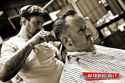 Klaus Biella Retrophoto - Benny´s Haircut