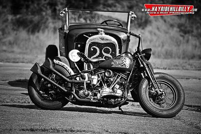 Klaus Biella Retrophoto - Headbanging HotHeads East Finsterwalde/Germany 2014