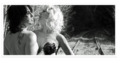 Klaus Biella Retrophoto - Models: Thomas & Doris
