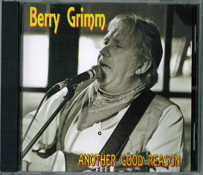 Klaus Biella Retrophoto - CD Cover photo for Berry Grimm (Belgium)