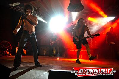 Klaus Biella Retrophoto - AC/DC Revival Band
