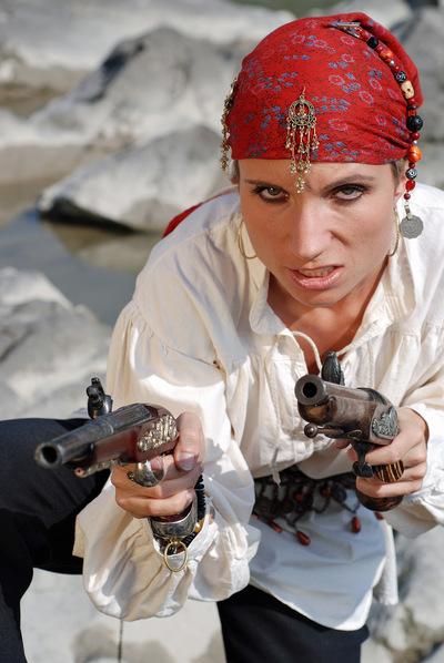 Klaus Biella Retrophoto - Model: Sabine Rogner