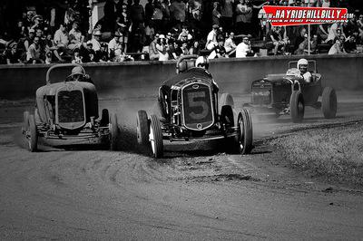 Klaus Biella Retrophoto - Hindenberg Speedway Dirt Track Races 2016