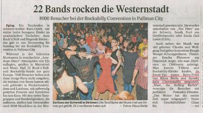 Klaus Biella Retrophoto - Veröffentlichung eines Bildes in der Passauer Neuen Presse, 08.10.2013