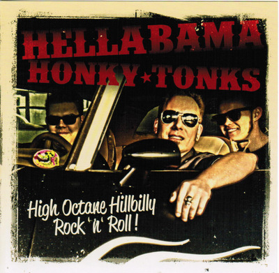 Klaus Biella Retrophoto - CD Cover Foto für Hellabama Honky Tonks, 2011