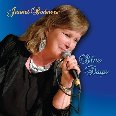 Klaus Biella Retrophoto - CD Cover Foto für Jannet Bodewes (Niederlande), produziert in Nashville, 2016