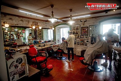 Klaus Biella Retrophoto - Good Fellaz Barbershop, Klagenfurt (Austria), 2018