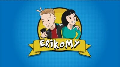 Filmmaker Andreas Hillerborg - YouTube-kanalen Erikomy