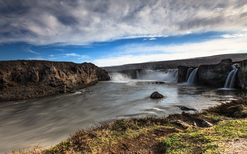ÁGÚST ÞÓR PHOTOGRAPHY - Iceland-Goðafoss